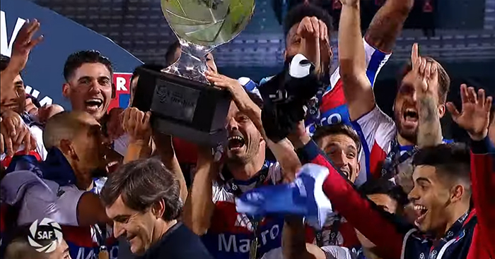 Tigre win Copa de la Superliga