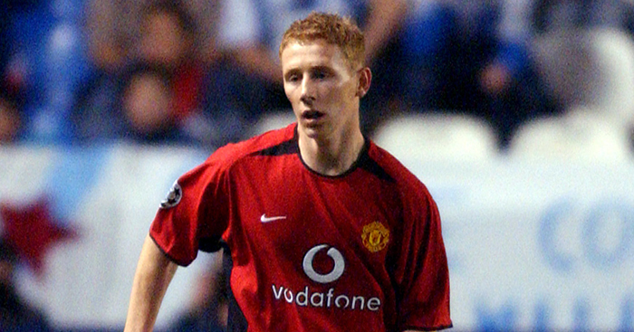 Lee Roche, Manchester United