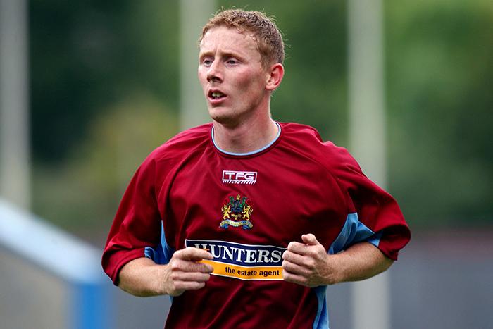 Lee Roche, Burnley