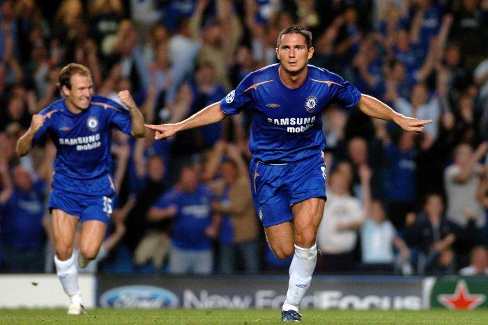 super popular 8e267 32293 Frank-Lampard-Arjen-Robben-Chelsea - Planet Football