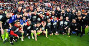 Sheffield United promoted