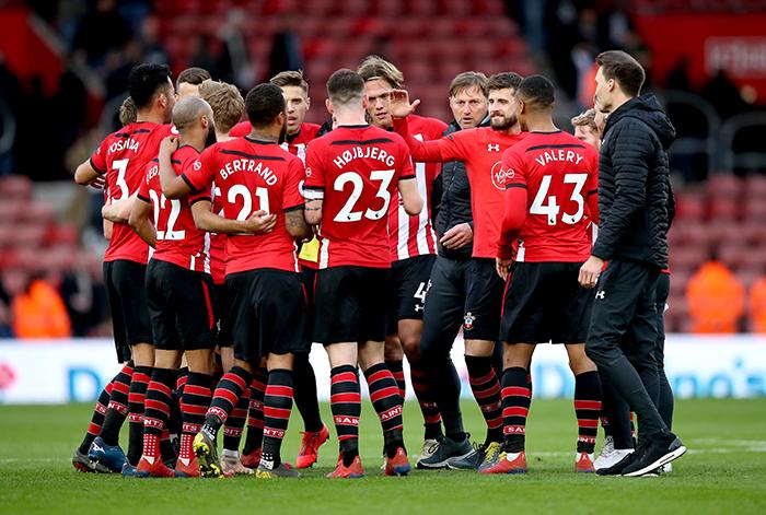 Southampton huddle