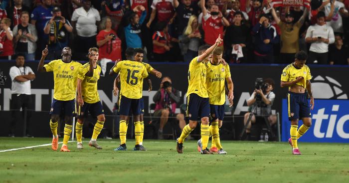 Arsenal-Bayern-Munich