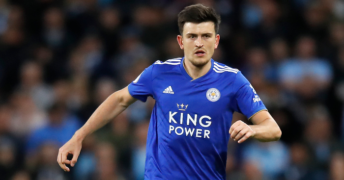 Comparing Harry Maguire's 2018-19 stats to Man Utd's