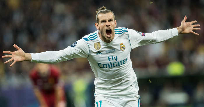 Image result for gareth bale real madrid