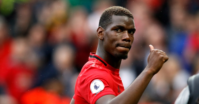 Paul Pogba refound his best self just when we wondered if we'd see