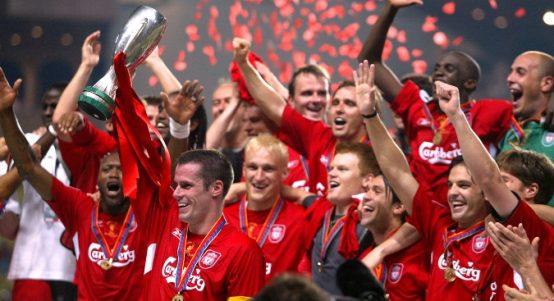 Liverpool win Super Cup