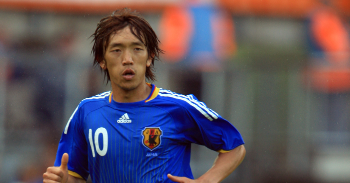 best sneakers fd540 90a6d Nine players you didn't realise were still going: Nakamura ...