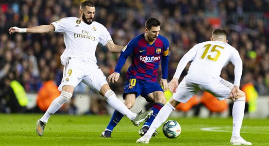 Lionel Messi dribble