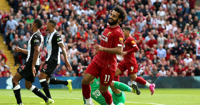 The Stats Behind Mohamed Salah S Best Ever Start To A Season