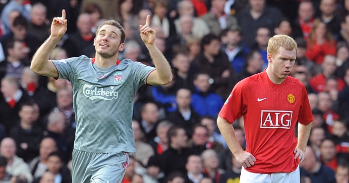 Remembering Fabio Aurelio at Liverpool and his subtle touch of ...