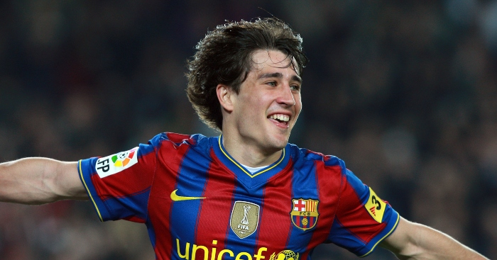 Where Are They Now Barcelona S Nine Youngest Debutants Since 1990 Planet Football