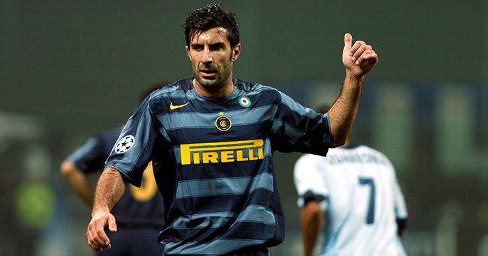 Luis Figo, Inter Milan