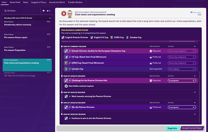 The 10 Best Clubs To Manage On Football Manager 2020 Man Utd Sunderland Planet Football