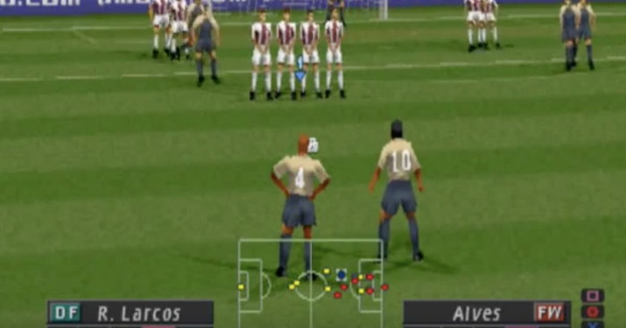 r larcos pro evo - An ode to the original Pro Evolution Soccer Master League XI