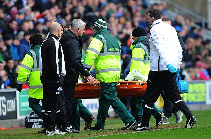 Massadio Haidara injury