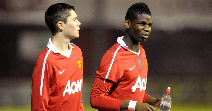 Where Are They Now The 41 Man Utd Academy Players To Debut In The 2010s Planet Football