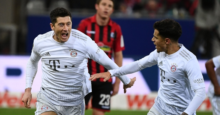 Champions League 19 20 2019 2020 SBI11  Robert Lewnadowski Super Boost Strikers