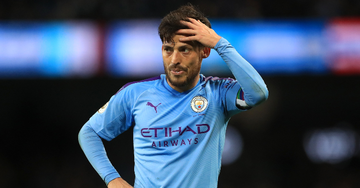 Watch: Man City Punished After David Silva Somehow Misses