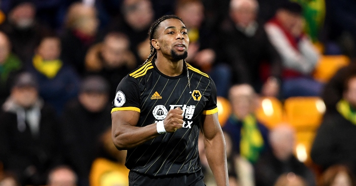 Adama Traore Is Breaking The Laws Of Football And Statistics For Wolves Planet Football