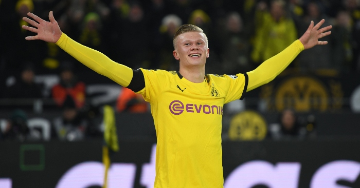 The Nine Stats Behind Erling Haaland S Incredible Start At Borussia Dortmund Planet Football