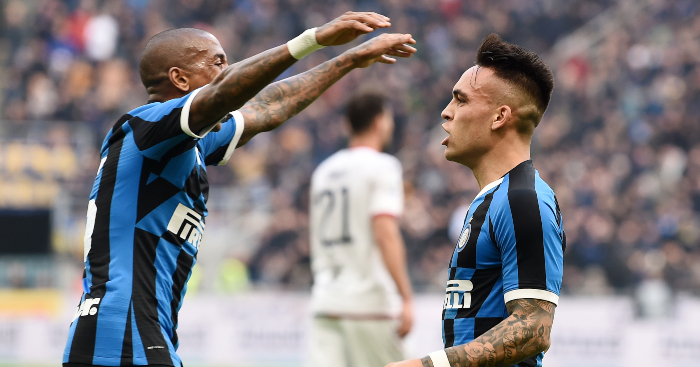 Watch: Ashley Young provides assist for Lauturo Martinez on Inter debut