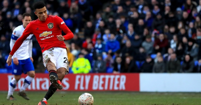 Mason Greenwood Is Making Man Utd Boring Again And That S Exciting Planet Football