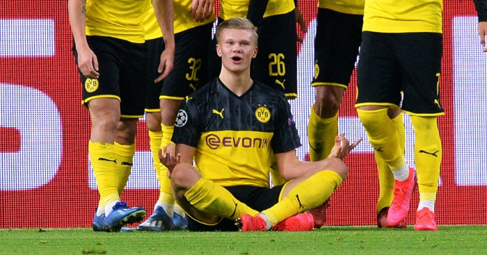 13 Incredible Stats From Erling Haaland S Record Breaking 2019 20 Planet Football