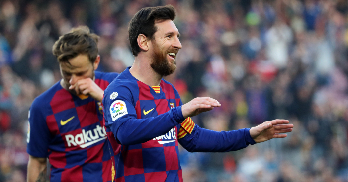 17 ridiculous Lionel Messi stats after his 1000th direct goal contribution