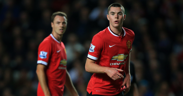 An Xi Of Manchester United Academy Graduates Playing Elsewhere Planet Football