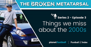 The Broken Metatarsal S2 E3