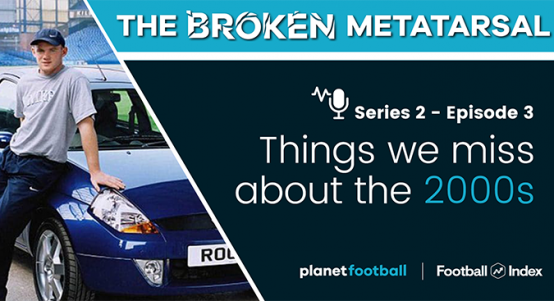 The Broken Metatarsal S2 E3