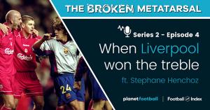 The Broken Metatarsal S2 E4