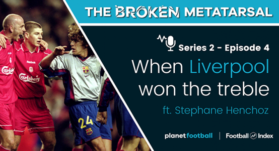 The Broken Metatarsal S2 E4