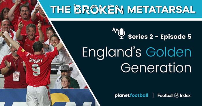 Golden Generation - The Broken Metatarsal