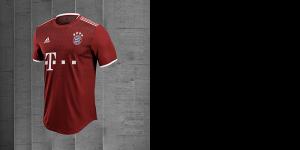 Bayern Munich home shirt 2020-21