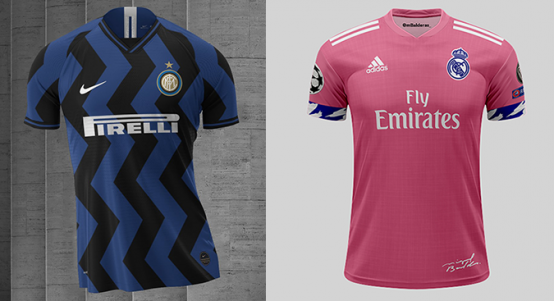 New kit leaks 2020-21
