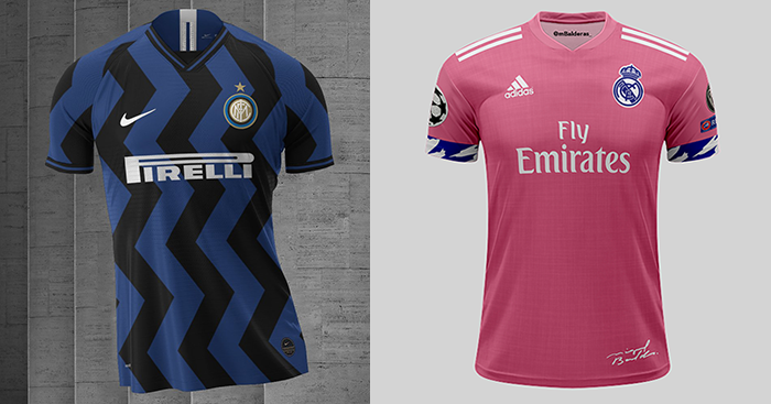 New kit leaks for 2020-21: Liverpool, Spurs, Arsenal, Inter – PF - planet football