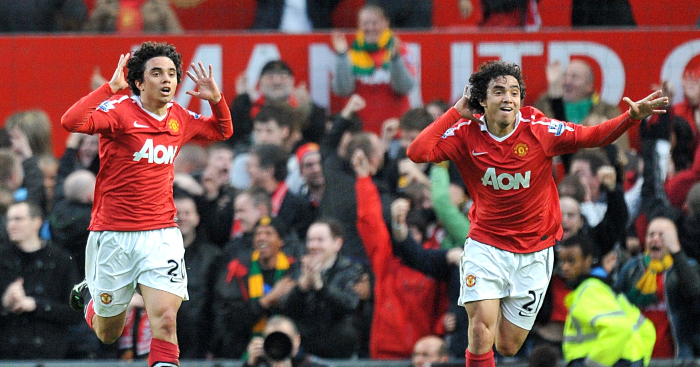 Seven reasons why Rafael will always be loved by Man Utd fans