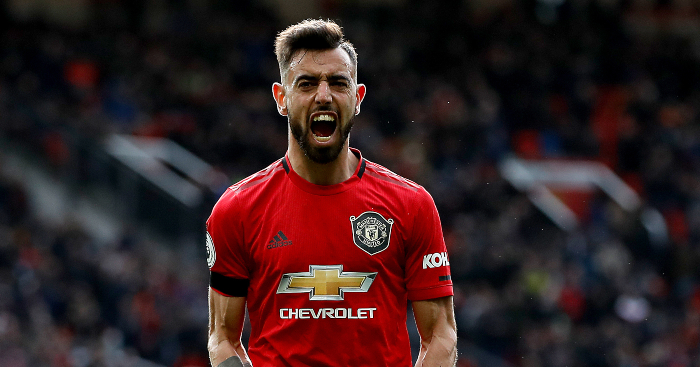 11 unbelievable stats about Bruno Fernandes' incredible 2019-20 ...