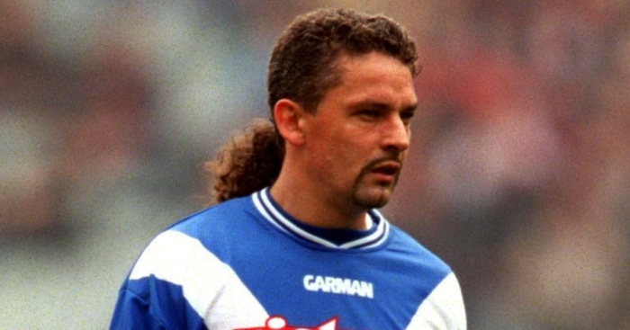 Roberto Baggio ruined Edwin van der Sar with the best first touch of all  time - Planet Football