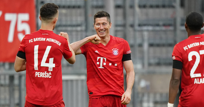 11 stats behind Robert Lewandowski's batsh*t mental 2019-20 campaign - Planet Football