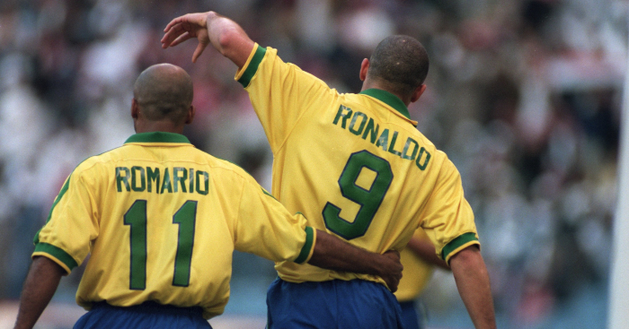 The Year Ronaldo And Romario Were The Most Thrilling Partnership On The Planet Planet Football