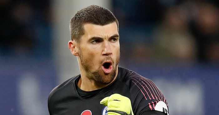 Watch: Mat Ryan throws ball behind himself; almost gifts ...