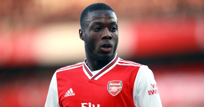 Watch: Nicolas Pepe scores stunning solo goal in Arsenal training – PF
