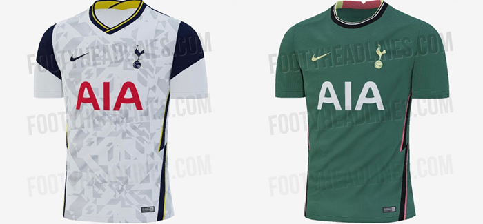 New Kit Leaks For 2020 21 Liverpool Spurs Arsenal Man Utd And More Planet Football