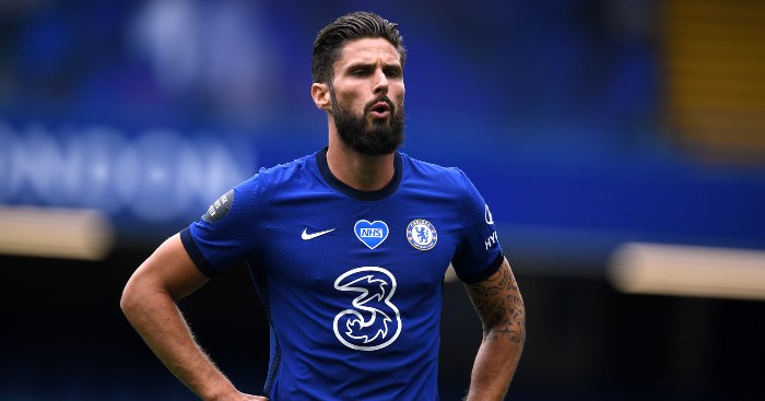 Ranking Every Chelsea Player By Their 2019 20 Points Per Game Giroud 2nd Planet Football