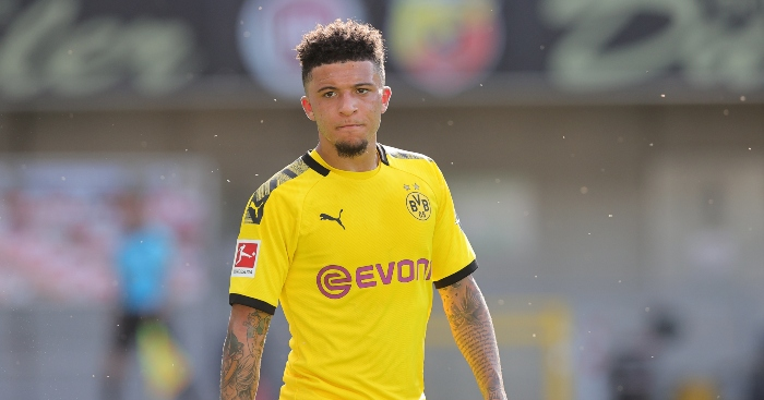 Comparing Jadon Sancho's 2019-20 stats to Man Utd's existing forwards - Planet Football