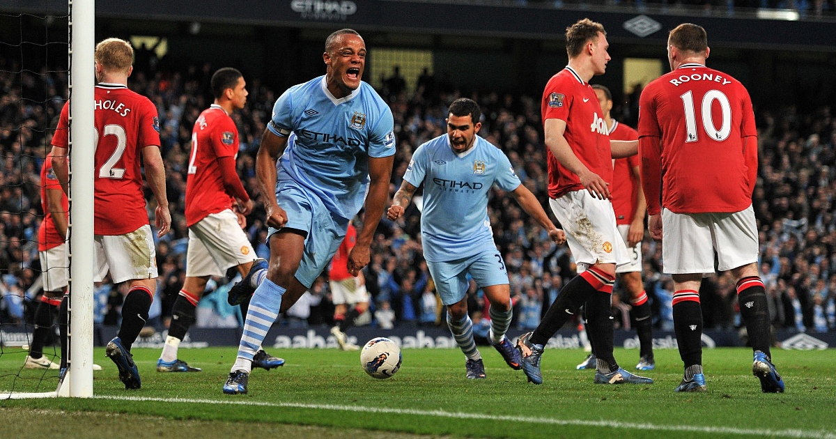 Vincent Kompany: Skilful as a winger, Mr Likeable and City's rock