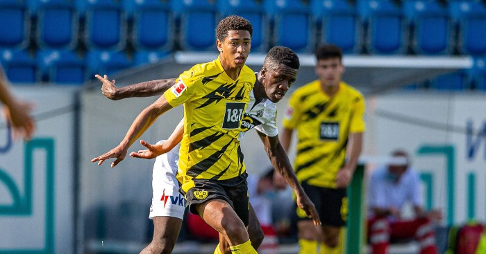 It took Bellingham just 45 mins to show he's perfect for BVB
